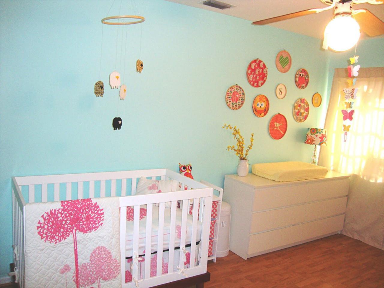 بالصور غرف بيبي بنات , متابعي جديد غرف الاطفال هذه هديتي لكم 10639 6