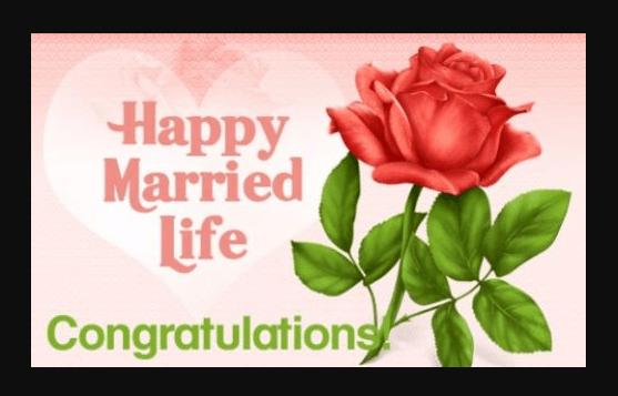 بالصور شكر على تهنئة زواج , بعض العبارات المدهشة للتهنئة بالزواج السعيد 10668 1