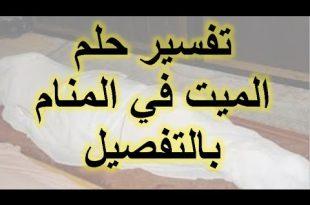 بالصور تفسير حلم زيارة الميت , زارني شخص متوفي في المنام فما تاويل ذلك 10679 2 310x205