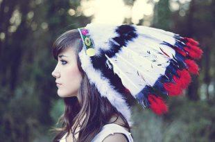 صور بنات الهنود الحمر , جمال البنات الهنود ذوات البشرة السمراء