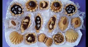 صورة حلويات جزائرية 2019 فيس بوك , اشهى واحدث الحلويات الجزائرية