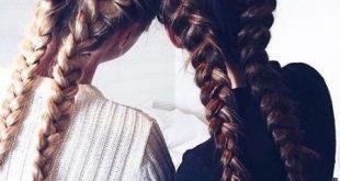 صورة كيفية عمل ضفائر الشعر , افضل طرق عمل ضفيرة الشعر