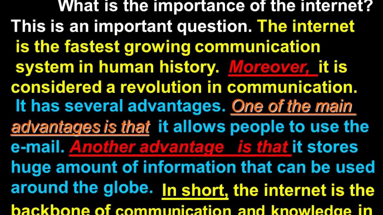 صورة فوائد الانترنت بالانجليزي , كيف يفيد تصفح الانترنت باستخدام اللغه الانجليزية