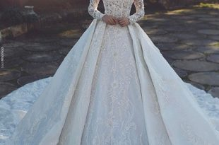صورة فساتين بدلات اعراس , اجمل فساتين الزفاف في البلاد العربية والعالمية