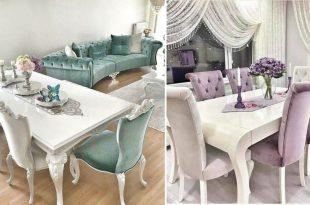 صورة غرفة سفرة مودرن , احدت التصميمات العصرية لغرف سفرة مودرن ولا اروع