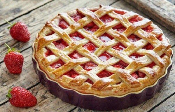 صورة حلويات سهلة التحضير بالصور والمقادير , طريقة عمل الباستا فلورا