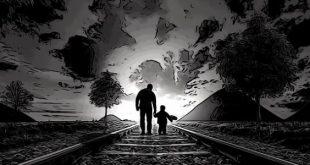 صورة اجمل الصور عن الاب , سندى وضهرى وحياتى