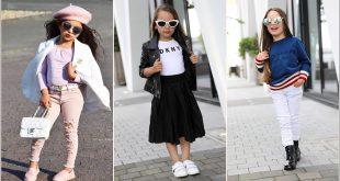 صورة احدث موديلات الملابس للبنات , تمتعي باطلالات جميلة لملابس البنات