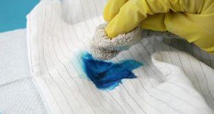 صورة طريقة ازالة الحبر من الملابس , كل حاجه سهل بين اديكى ودعى الحبر من على الملابس