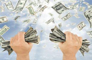 صورة تفسير حلم المال في المنام , المال فى الرؤئ ماذ يدل