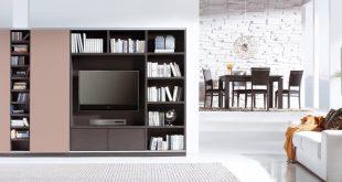 صورة صور مكتبات منزلية , من الديكورات الراءعه مكتبه خشبيه روعه
