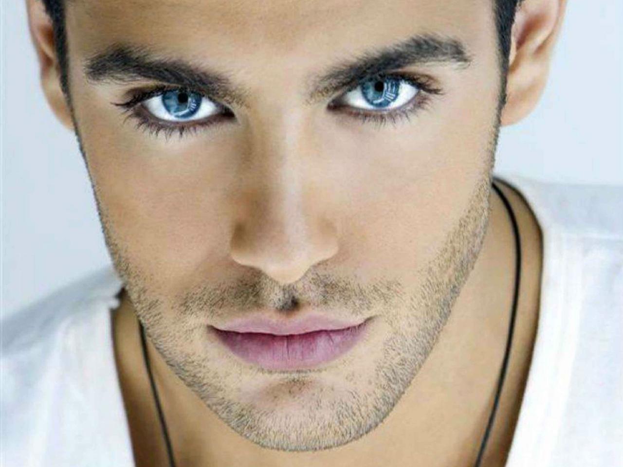 صورة عيون رجال جميلة , للعيون سحر خاص بيه جمال عيون الرجال 10434 1