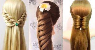 صورة طرق تسريح الشعر , معلومات تساعد البنات ف تسريح الشعر