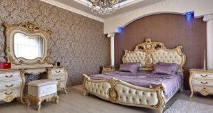 صورة ديكورات غرف نوم للعرسان كامله , من عالم الاثاث اجمد غرغدف نوم