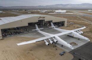 صورة اكبر طائرة في العالم , طائره صاحبه الوزن التقيل ع الاقلاع