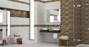صورة ديكور حمامات سيراميك , احلى حمام بالديكور الحديث