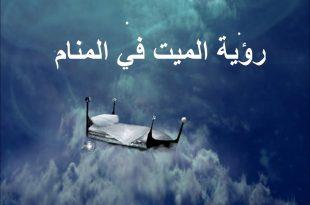 صورة مجيء الميت في المنام , تفسير ظهور الميت في الحلم