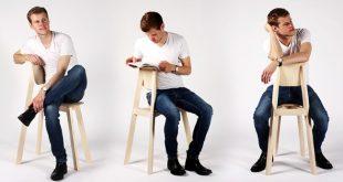 لغة الجسد الجلوس على الكرسي , طريقة جلوسك قد تفضح شخصيتك