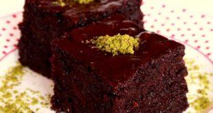 صورة طريقة عمل كيكة الشوكولاته منال العالم , طريقة عمل كيكة الشوكولاتة الهشة
