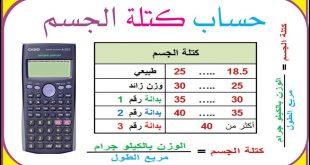 صورة كيفية حساب الوزن المثالي , المشاكل الصحية بسبب زيادة الوزن