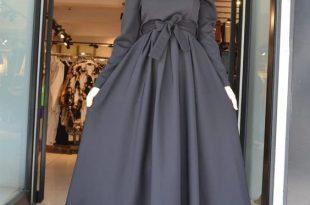 صورة ما اروعها من اشكال فساتين , اجمل الفساتين للمحجبات