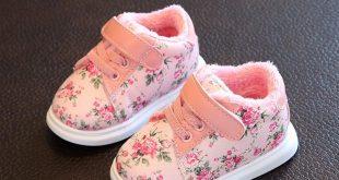 صورة شكلها كيوت جدا وجذاب , احذية اطفال بنات