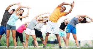 صورة عناصر اللياقة البدنية , تمرينات للحفاظ علي اللياقة البدنية