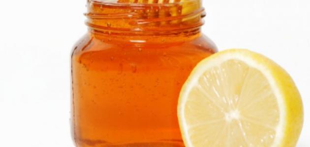 صورة فوائد العسل والليمون للوجه , فوائد الليمون والسكر للبشرة 1459 2