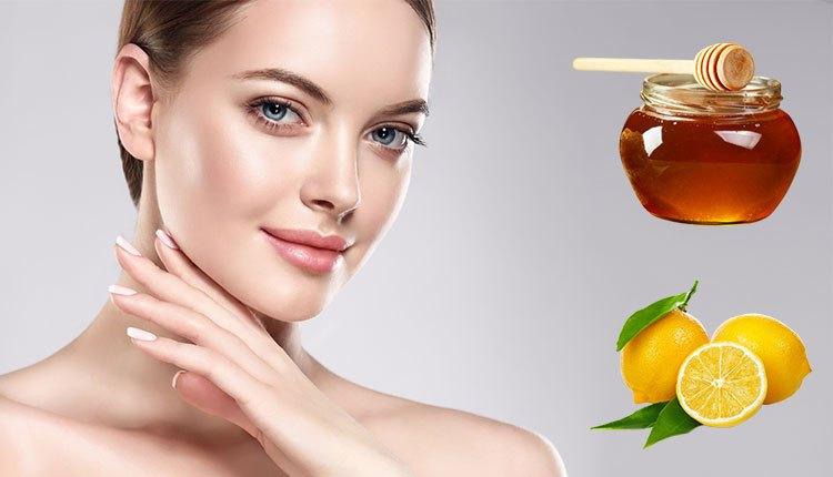 صورة فوائد العسل والليمون للوجه , فوائد الليمون والسكر للبشرة 1459