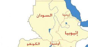 صورة كم دولة يمر بها نهر النيل , اين يصب نهر النيل