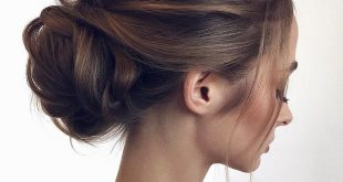صورة واو معقول هذه التسريحات السهلة الجميلة , تسريحات شعر ناعمة