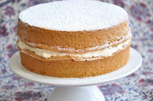 صورة شااهدى اسهل الطرق لاجمل كيكة اسفنجية , طريقة عمل الكيكة الاسفنجية الصور