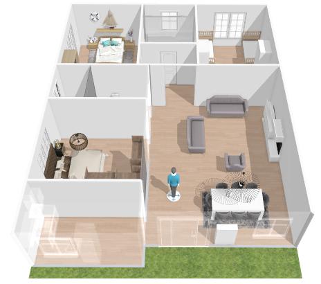 صورة اجمل اشكال المنازل الحديثة , تصاميم منازل 477 1