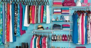 صورة طريقة ترتيب الملابس , طرق ترتيب الملابس