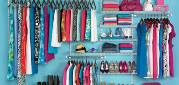 صورة طريقة ترتيب الملابس , طرق ترتيب الملابس 5239 4
