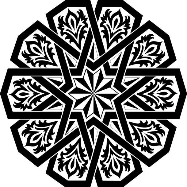 صورة هذه الرموز والزخارف مستخدم من قبل الكثير , رموز وزخارف 472 2