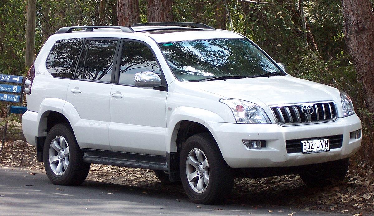 صورة هذه السيارة يعشقها الشباب , سيارة برادو 2588 8