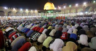 صلاة التراويح في رمضان