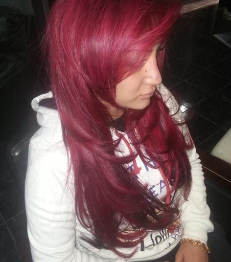 صورة شعر احمر ناري 10958 4