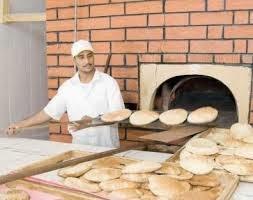 صورة موضوع عن مهنة الخباز