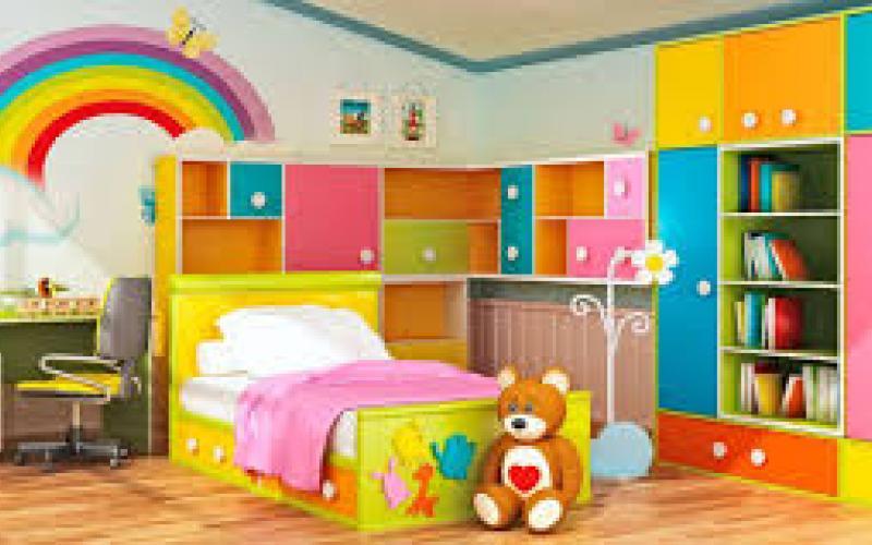صورة غرف نوم للاطفال , عالم الاطفال الجميل 3314 8