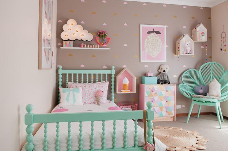 صورة غرف نوم للاطفال , عالم الاطفال الجميل 3314