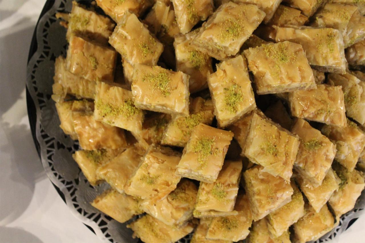 صورة وصفات حلويات خديجة 10982 6