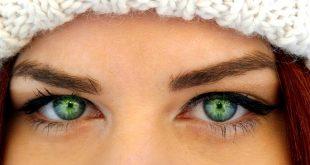 صور عيون خضر