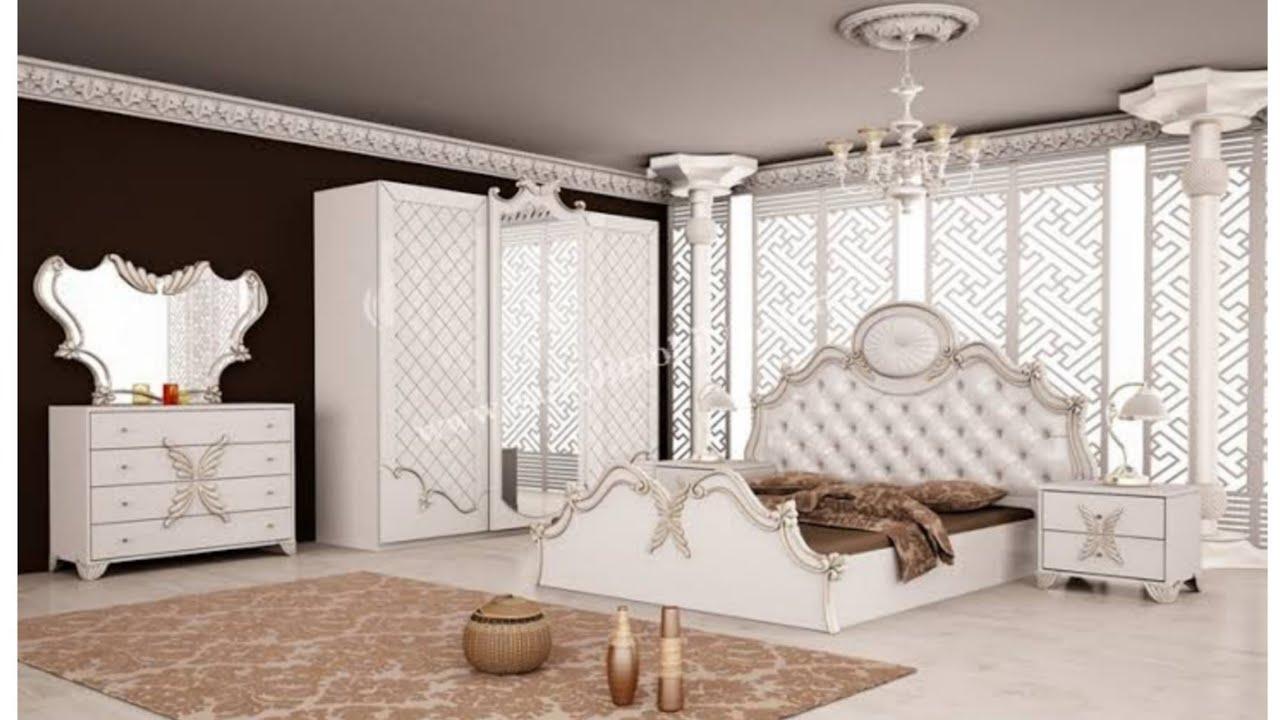 صورة غرف نوم بيضاء , شكل جديد وتصميم رائع ومميز لغرفه النوم 303 3