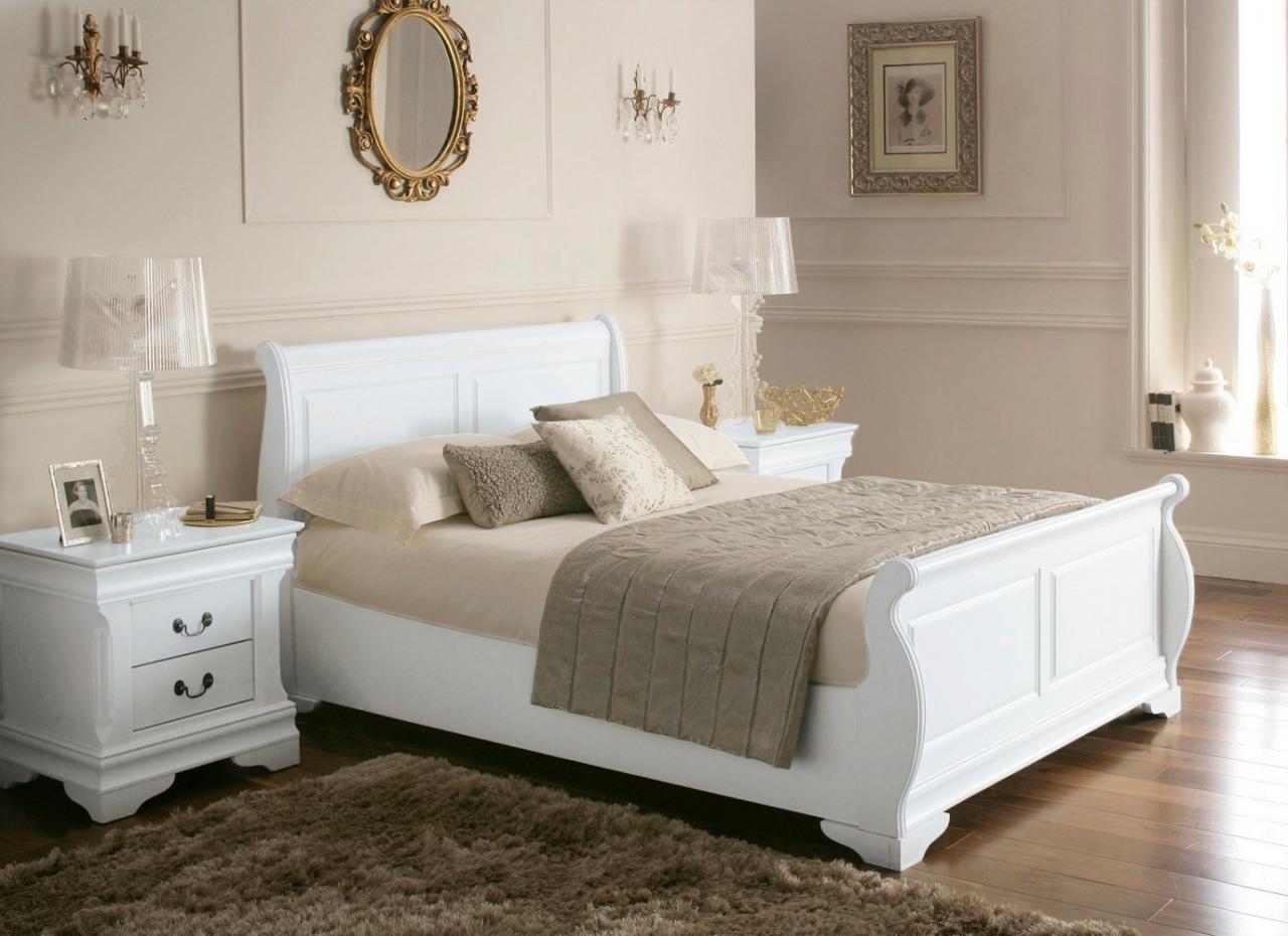 صورة غرف نوم بيضاء , شكل جديد وتصميم رائع ومميز لغرفه النوم 303 4