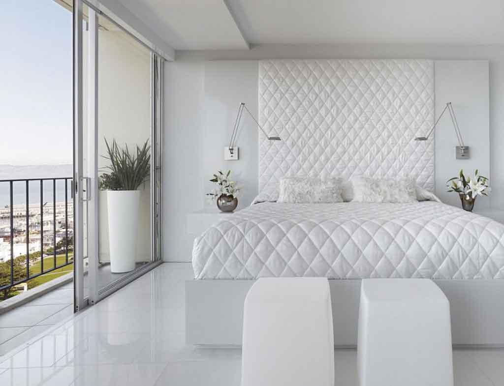 صورة غرف نوم بيضاء , شكل جديد وتصميم رائع ومميز لغرفه النوم 303 7